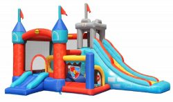 Saltea gonflabila Play center 13 in 1