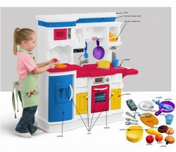 "Bucatarie ""Gateste & Serveste"" - Little Tikes-173028"