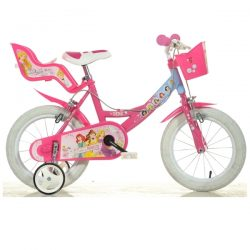 "Bicicleta Princess 16"" - Dino Bikes-164PSS"