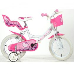 Bicicleta Hello Kitty 16 - Dino Bikes-164HK