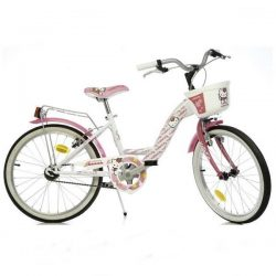 Bicicleta  Hello Kitty 20 - Dino Bikes-204HK
