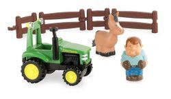 Set tractor-Biemme-43067-JOHNNY DEERE