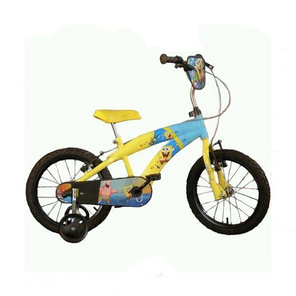 Bicicleta Spongebob 16 – Dino Bikes-165SP 1