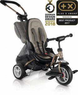 Tricicleta cu maner - Puky-2410