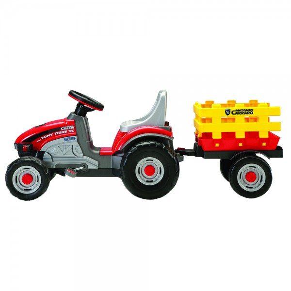 Tractor Mini Tony Tigre, Peg Perego