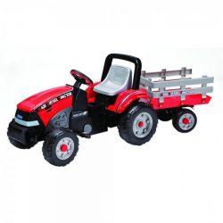 Tractor Maxi Diesel, Peg Perego, WTrailer