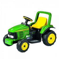 Tractor, John Deere Power Pull, Peg Perego