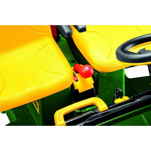 Tractor John Deere Gator HPX 6×4, Peg Perego