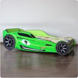Pat copii Hot Wheels Green 2-8